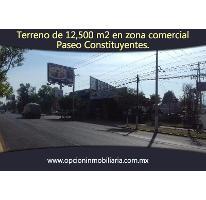 Foto de terreno comercial en venta en  , constituyentes, querétaro, querétaro, 2827142 No. 01