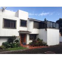 Foto de casa en venta en  , contadero, cuajimalpa de morelos, distrito federal, 2761729 No. 01