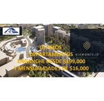 Foto de departamento en venta en  , cordemex, mérida, yucatán, 1184481 No. 01