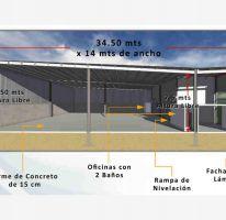Foto de bodega en venta en corredor aeroespacial, la griega, el marqués, querétaro, 1615994 no 01