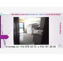 Foto de casa en venta en, emiliano zapata, corregidora, querétaro, 2407582 no 01