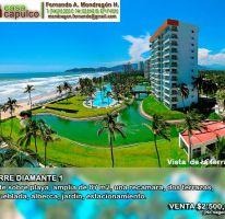 Foto de departamento en venta en costera de las palmas, 3 de abril, acapulco de juárez, guerrero, 1542852 no 01