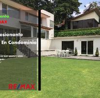 Foto de casa en condominio en venta en cotorro 11, club de golf valle escondido, atizapán de zaragoza, méxico, 4194464 No. 01