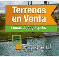 Foto de terreno habitacional en venta en cozumel 00, lomas de angelópolis ii, san andrés cholula, puebla, 0 No. 01