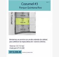Foto de terreno habitacional en venta en cozumel 3, lomas de angelópolis ii, san andrés cholula, puebla, 0 No. 01