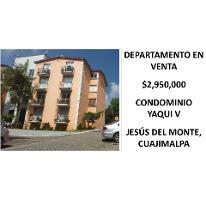 Foto de departamento en venta en  , cuajimalpa, cuajimalpa de morelos, distrito federal, 2432743 No. 01