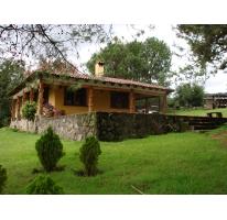 Foto de casa en venta en cuarta sección 0, san bartolo, amanalco, méxico, 2649424 No. 01