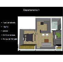 Foto de departamento en venta en  , cuauhtémoc, cuauhtémoc, distrito federal, 2920288 No. 01