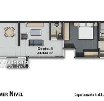Foto de departamento en venta en cuauhtemoc , roma norte, cuauhtémoc, distrito federal, 4389563 No. 01