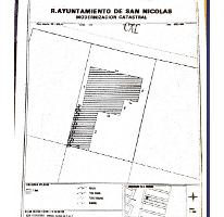 Foto de terreno habitacional en venta en  , cuauhtémoc, san nicolás de los garza, nuevo león, 2501192 No. 01