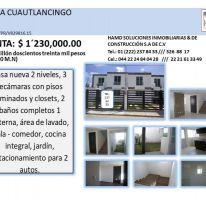 Foto de casa en venta en cuautlancingo 1, cuautlancingo, cuautlancingo, puebla, 2218612 no 01