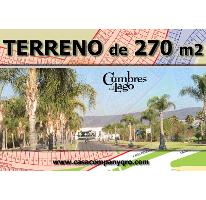 Foto de terreno habitacional en venta en  , cumbres del lago, querétaro, querétaro, 2868500 No. 01