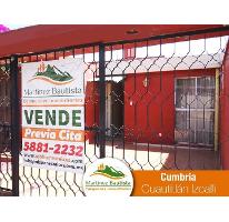 Foto de casa en venta en  , cumbria, cuautitlán izcalli, méxico, 2511990 No. 01