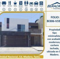 Foto de casa en venta en Unidad Nacional, Ciudad Madero, Tamaulipas, 4724106,  no 01