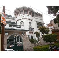 Foto de casa en venta en  , del valle centro, benito juárez, distrito federal, 2397430 No. 01