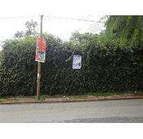 Foto de terreno habitacional en venta en  -, delicias, cuernavaca, morelos, 2678865 No. 01