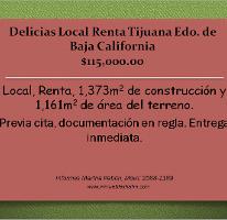 Foto de local en renta en  , delicias, tijuana, baja california, 2641189 No. 01