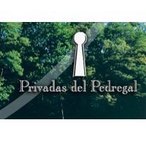 Foto de terreno habitacional en venta en  , desarrollo del pedregal, san luis potosí, san luis potosí, 2615428 No. 01