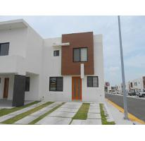 Foto de casa en renta en  , desarrollo habitacional zibata, el marqués, querétaro, 1702130 No. 01