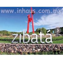 Foto de terreno habitacional en venta en  , desarrollo habitacional zibata, el marqués, querétaro, 2275216 No. 01