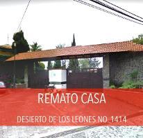 Foto de casa en venta en desierto de los leones 1414, tetelpan, álvaro obregón, distrito federal, 4531918 No. 01
