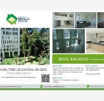 Foto de departamento en renta en diagonal san jorge torre 100 5-a, monraz, guadalajara, jalisco, 2653213 No. 01