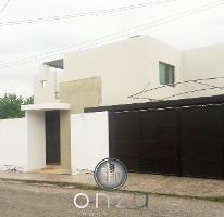 Foto de casa en venta en  , diaz ordaz, mérida, yucatán, 0 No. 01