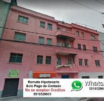 Foto de departamento en venta en doctor velasco 166, doctores, cuauhtémoc, distrito federal, 4200658 No. 01