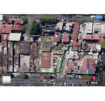 Foto de terreno habitacional en venta en  , doctores, cuauhtémoc, distrito federal, 2168644 No. 01