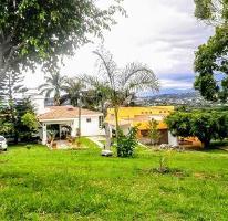 Foto de terreno habitacional en venta en domicilio conocido , san gaspar, jiutepec, morelos, 3944405 No. 01