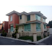 Foto de casa en venta en  , villas del sol, metepec, méxico, 2964549 No. 01