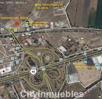 Foto de terreno comercial en venta en  , don bosco, corregidora, querétaro, 3237163 No. 01