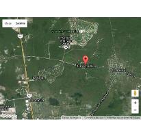 Foto de terreno habitacional en venta en  , dzibilchaltún, mérida, yucatán, 2318375 No. 01