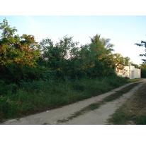 Foto de terreno habitacional en venta en, dzitya, mérida, yucatán, 1162975 no 01