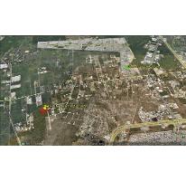 Foto de terreno habitacional en venta en  , dzitya, mérida, yucatán, 1168105 No. 01