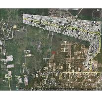 Foto de terreno habitacional en venta en, dzitya, mérida, yucatán, 1353013 no 01