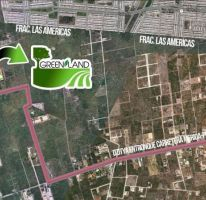 Foto de terreno habitacional en venta en, dzitya, mérida, yucatán, 2180053 no 01