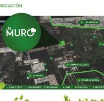 Foto de terreno habitacional en venta en, dzitya, mérida, yucatán, 2200998 no 01