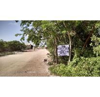 Foto de terreno habitacional en venta en  , dzitya, mérida, yucatán, 2280634 No. 01
