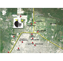 Foto de terreno habitacional en venta en  , dzitya, mérida, yucatán, 2319687 No. 01