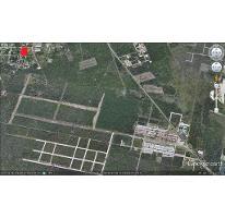 Foto de terreno habitacional en venta en  , dzitya, mérida, yucatán, 2337024 No. 01