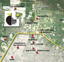 Foto de terreno habitacional en venta en  , dzitya, mérida, yucatán, 2520966 No. 01