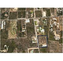 Foto de terreno habitacional en venta en  , dzitya, mérida, yucatán, 2789571 No. 01