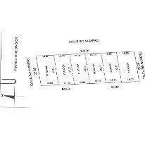 Foto de terreno habitacional en venta en  , dzitya, mérida, yucatán, 2985388 No. 01