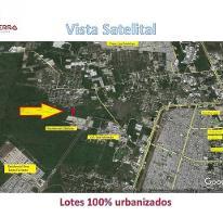Foto de terreno habitacional en venta en  , dzitya, mérida, yucatán, 3739636 No. 01