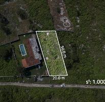 Foto de terreno habitacional en venta en  , dzitya, mérida, yucatán, 3801313 No. 01