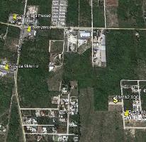 Foto de terreno habitacional en venta en  , dzitya, mérida, yucatán, 3858019 No. 01