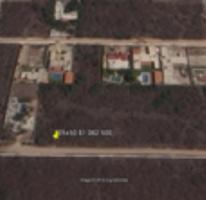 Foto de terreno habitacional en venta en  , dzitya, mérida, yucatán, 3867635 No. 01