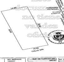 Foto de terreno habitacional en venta en  , dzitya, mérida, yucatán, 3927531 No. 01