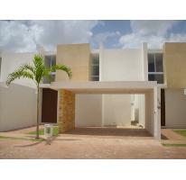 Foto de casa en renta en  , dzitya, mérida, yucatán, 571946 No. 01